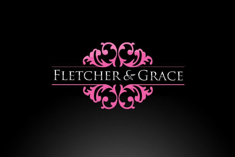 Penyertaan Peraduan #                                        448                                      untuk                                         Logo Design for Fletcher & Grace