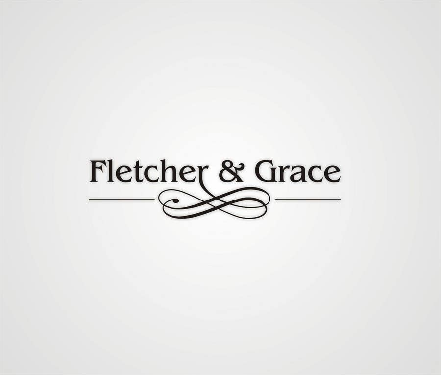 Penyertaan Peraduan #                                        433                                      untuk                                         Logo Design for Fletcher & Grace