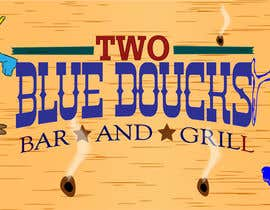 nº 8 pour Design a Logo for two blue ducks bar and grill par raj1523