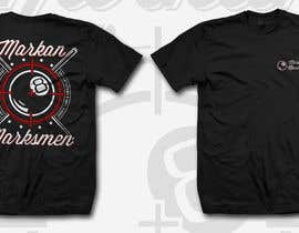 JCM83 tarafından T-Shirt Design for 8-Ball Pool team için no 14