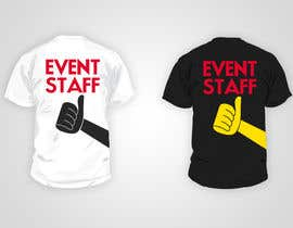 nº 14 pour Design a T-Shirt for staff. par moeenmh
