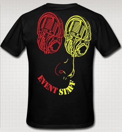 Konkurrenceindlæg #21 for Design a T-Shirt for staff.