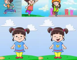 #77 para Main Character Design for Kids Book por shoofy20