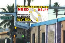 Graphic Design Contest Entry #74 for Design a billboard for Injury Attorney Eric Posin