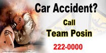 Graphic Design Contest Entry #80 for Design a billboard for Injury Attorney Eric Posin