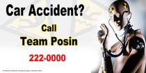 Graphic Design Contest Entry #77 for Design a billboard for Injury Attorney Eric Posin