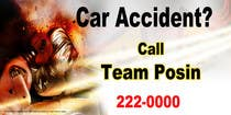 Graphic Design Contest Entry #79 for Design a billboard for Injury Attorney Eric Posin