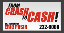 Graphic Design Contest Entry #119 for Design a billboard for Injury Attorney Eric Posin