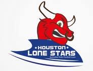 Graphic Design Contest Entry #166 for Logo Design for Houston Lonestars Australian Rules Football team