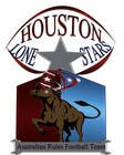 Graphic Design Contest Entry #178 for Logo Design for Houston Lonestars Australian Rules Football team