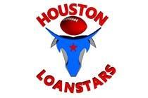 Graphic Design Contest Entry #97 for Logo Design for Houston Lonestars Australian Rules Football team