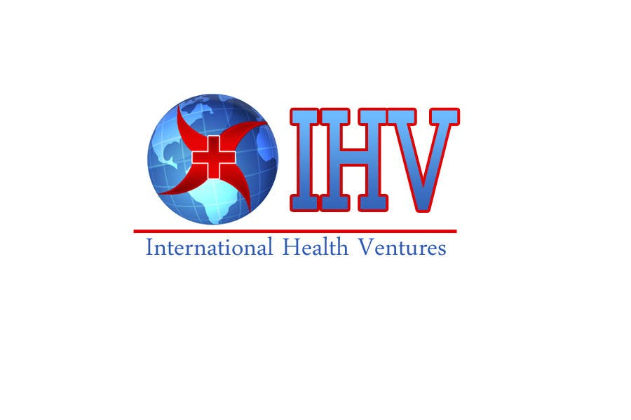 Konkurrenceindlæg #                                        50                                      for                                         Graphic Design for International Health Ventures (ihv)