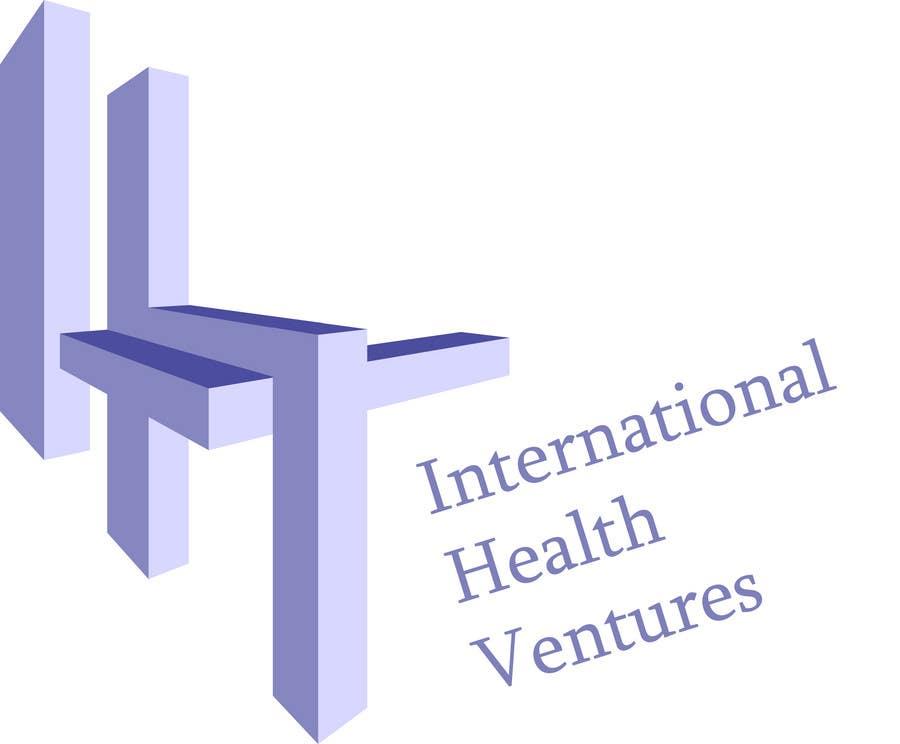 Konkurrenceindlæg #109 for Graphic Design for International Health Ventures (ihv)