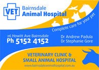 Graphic Design Entri Peraduan #40 for Graphic Design for Bairnsdale Animal Hospital