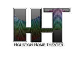 #83 untuk Graphic Design for Houston#Home%Theater$com oleh pratama88