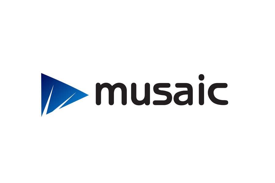 Contest Entry #                                        710                                      for                                         Logo Design for Musaic Ltd.