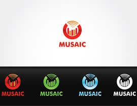 nº 274 pour Logo Design for Musaic Ltd. par appothena