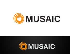 #363 para Logo Design for Musaic Ltd. por saaraan
