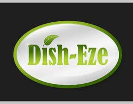 #16 para Logo Design for Dish washing brand - Dish - Eze por Jevangood