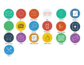 #22 for Design some Icons for Our apps by darefremov