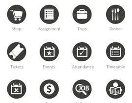 #8 for Design some Icons for Our apps by ilijabasica