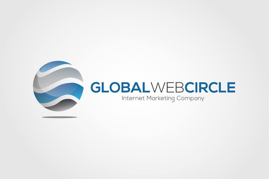 #65 for Logo for Global Web Circle by mekuig