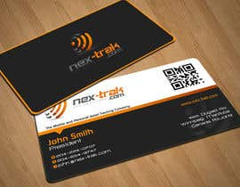 ANNtosa tarafından Design some Business Cards for Nex-Trak.com için no 17