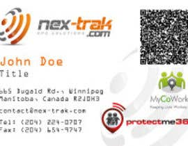 barraudfel tarafından Design some Business Cards for Nex-Trak.com için no 2