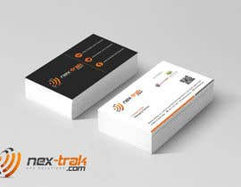 #15 for Design some Business Cards for Nex-Trak.com by jaisonjoseph91