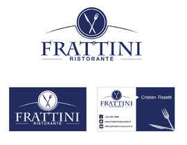 #120 para Design a Logo for Frattini Restaurant por alexandracol