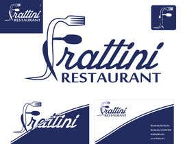 #140 para Design a Logo for Frattini Restaurant por galihgasendra