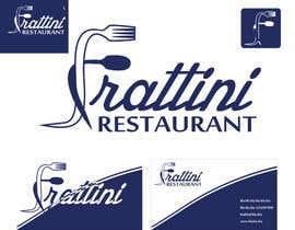 #140 untuk Design a Logo for Frattini Restaurant oleh galihgasendra