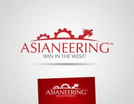 #528 for Logo design ASIANEERING by amauryguillen