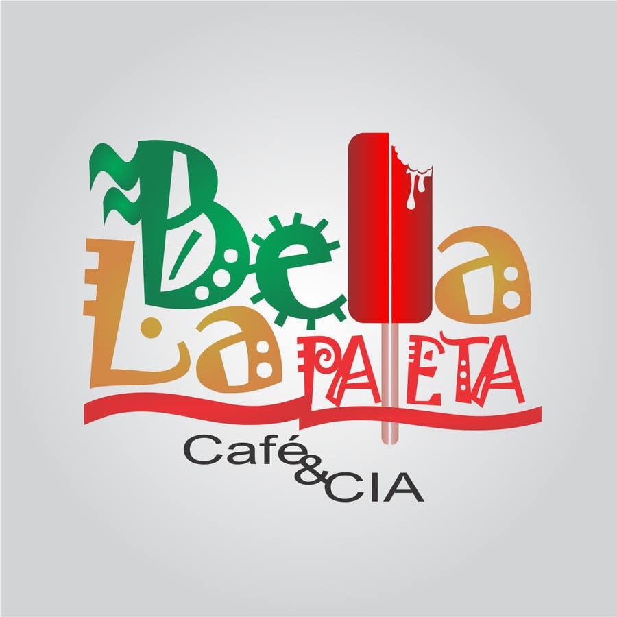 Entry 15 By Ba2412design For Projetar Um Logo Paleteria Mexicana
