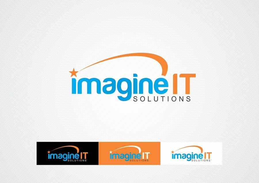 Kilpailutyö #291 kilpailussa Design a Logo for ImagineIT Solutions