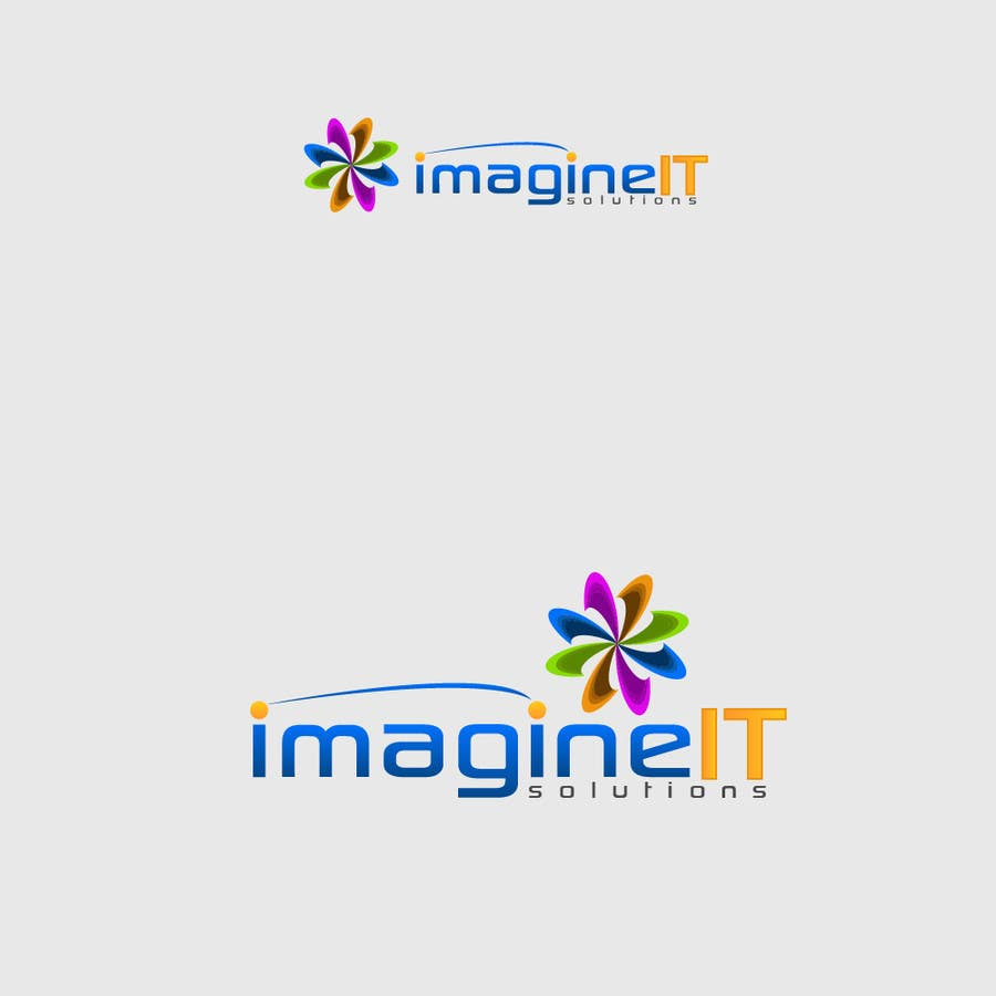 Proposition n°135 du concours Design a Logo for ImagineIT Solutions