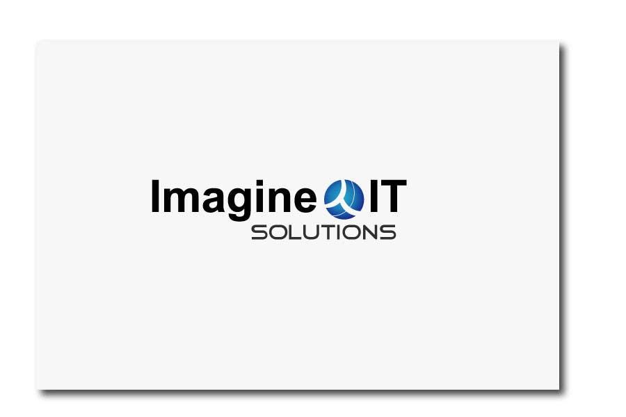 Proposition n°54 du concours Design a Logo for ImagineIT Solutions