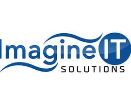 #245 untuk Design a Logo for ImagineIT Solutions oleh elanciermdu