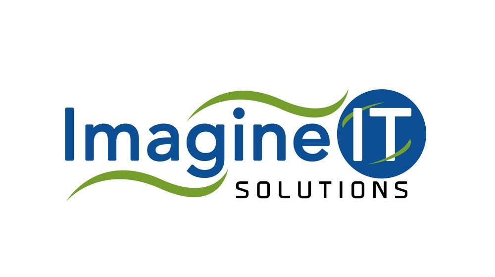 Kilpailutyö #246 kilpailussa Design a Logo for ImagineIT Solutions