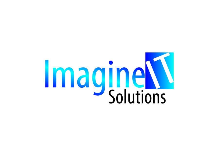 Bài tham dự cuộc thi #319 cho Design a Logo for ImagineIT Solutions