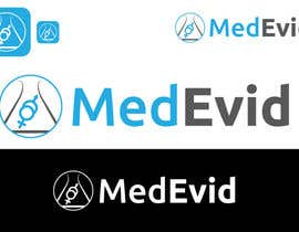 "#10 untuk Design logo for Medical system named ""MedEvid"", specialized for IVF oleh umamaheswararao3"