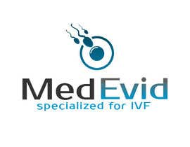 "#51 untuk Design logo for Medical system named ""MedEvid"", specialized for IVF oleh z35304"