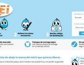 nº 44 pour Diseñar un logotipo for IMEIshop par quetza