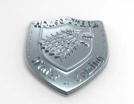 #8 for 3D Model for 3D Printing - Game of Thrones House Sigils and Lettering by Blackhawkx