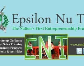 #6 for Design a Epsilon Nu Tau Fraternity Table Banner by amcgabeykoon