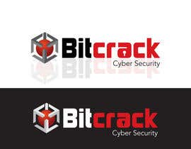 nº 106 pour Logo Design for Bitcrack Cyber Security par kkstarboy