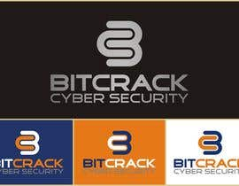 #205 für Logo Design for Bitcrack Cyber Security von yousufkhani