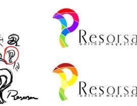 #851 para Design en logo for Resorsa por blackholeblast