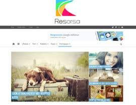 #1048 untuk Design en logo for Resorsa oleh blackholeblast