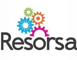 Nro 1294 kilpailuun Design en logo for Resorsa käyttäjältä Simental02